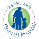 grande prairie animal hospital small logo